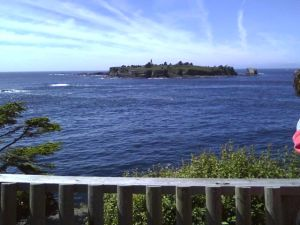 Pacific Ocean from Cape Flattery