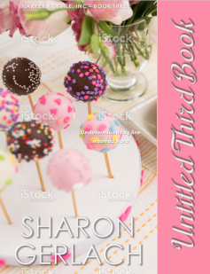 3rd book cover mockup